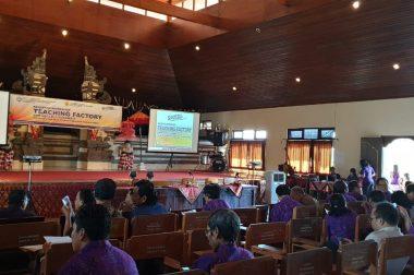 Pembukaan Teaching Factory SMK N 1 Sukawati